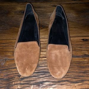 Light tan soft brushed flats!